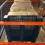PALLET VAZADO COM03 RUNNERS-1000X1200X150MM Preto