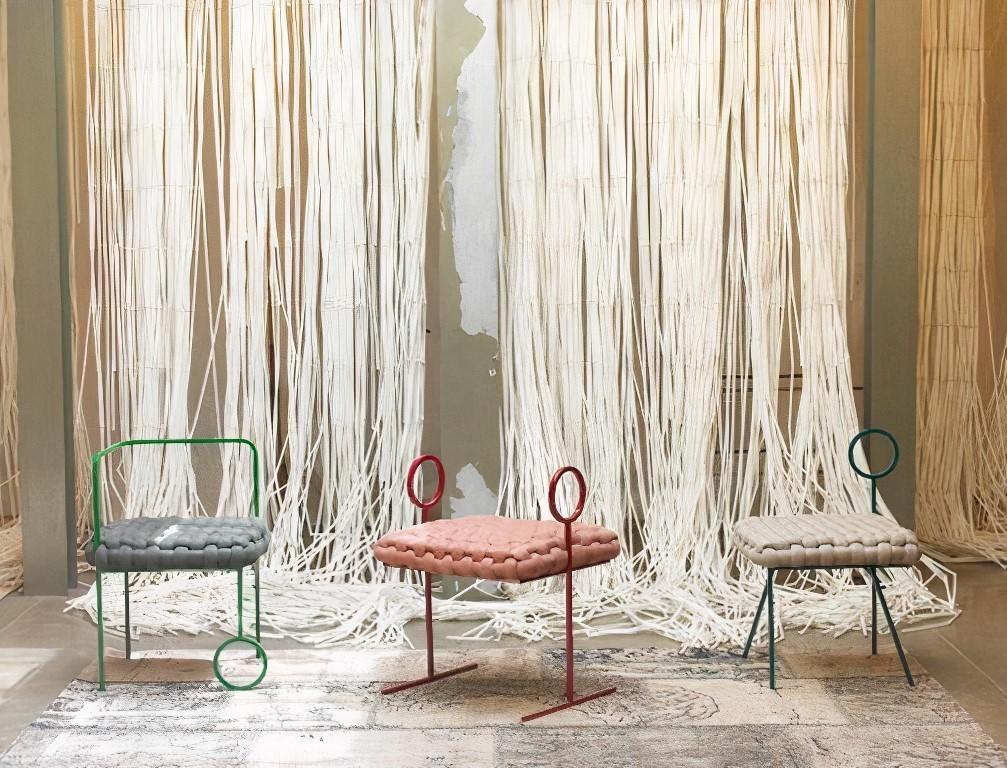 Cadeira Anelar • Humberto da Mata