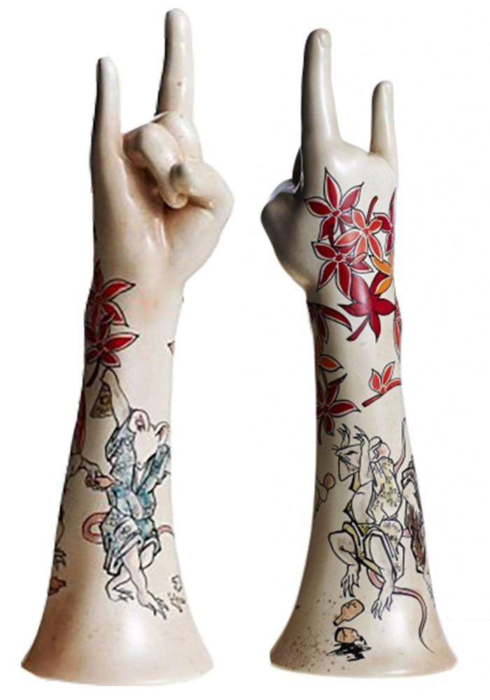 Mão Escultura - Rodrigo Morbeck