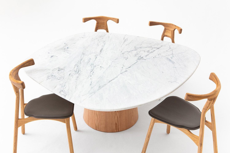 Mesa de Jantar Concrete Disforme · estudiobola