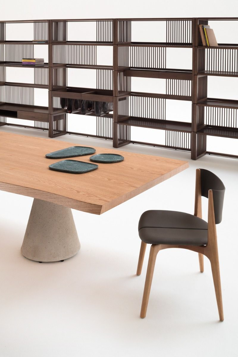 Mesa de Jantar Concrete · estudiobola