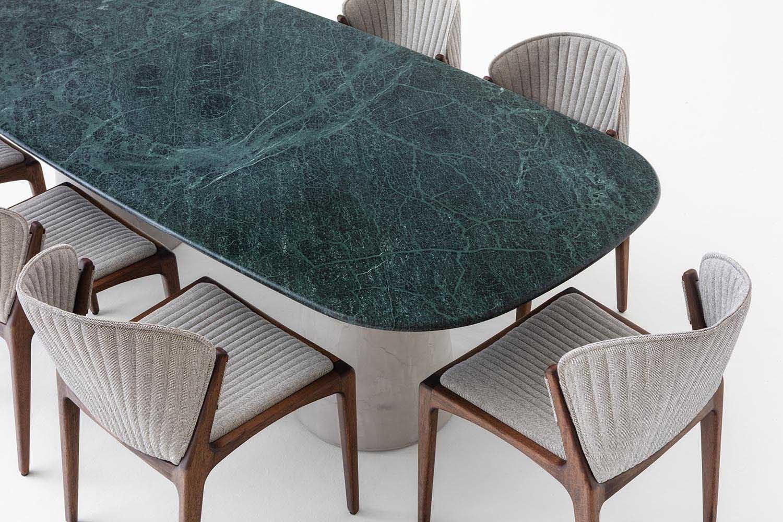 Mesa de Jantar Concrete Oblonga · estudiobola