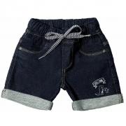 Bermuda Jeans Clube do Doce Dino