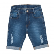 Bermuda Jeans Clube do Doce Puidos