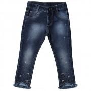Calça Jeans Clube do Doce Cropped