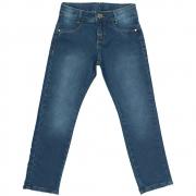 Calça Jeans Clube do Doce Laço Bolso