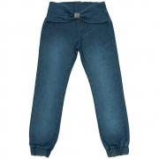 Calça Jeans Clube do Doce Laço Cós