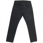 Calça Jeans Clube do Doce Skinny Cordão Black