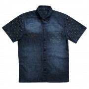 Camisa Jeans Clube do Doce CD