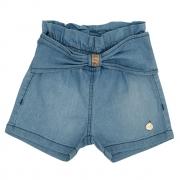 Short Jeans Clube do Doce Laço