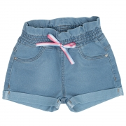 Shorts Jeans Clube do Doce Barra Virada CD