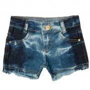 Shorts jeans Gandu Blue
