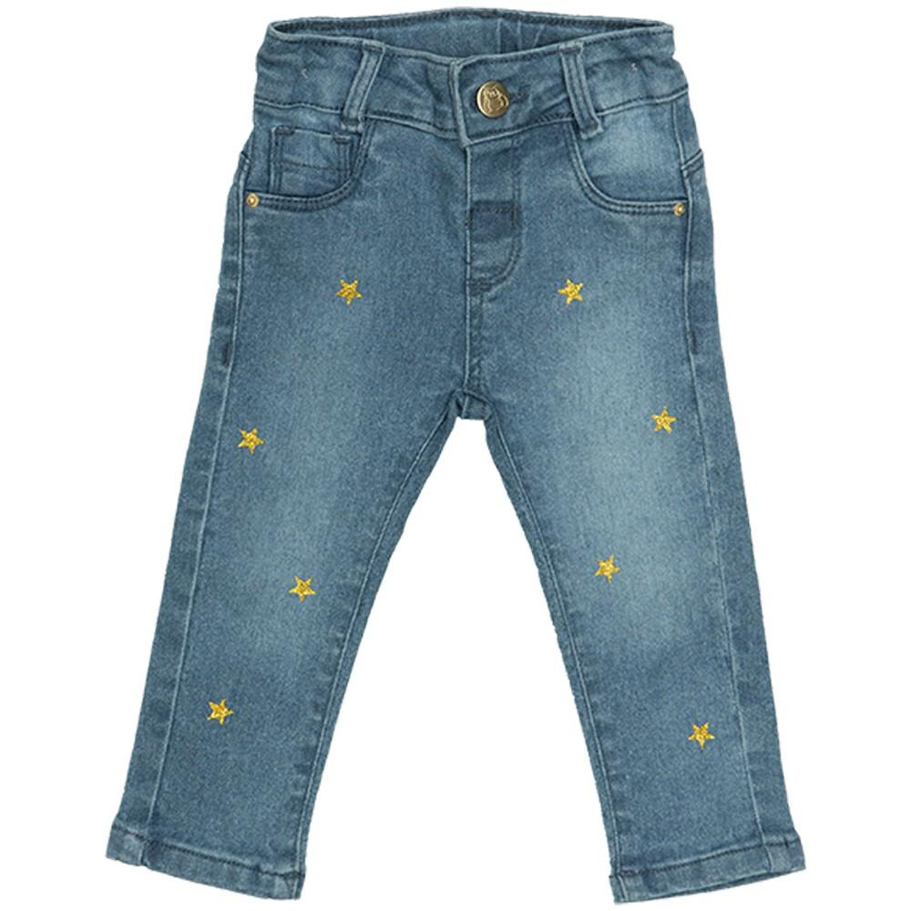 Calça Jeans Clube do Doce Estrelas