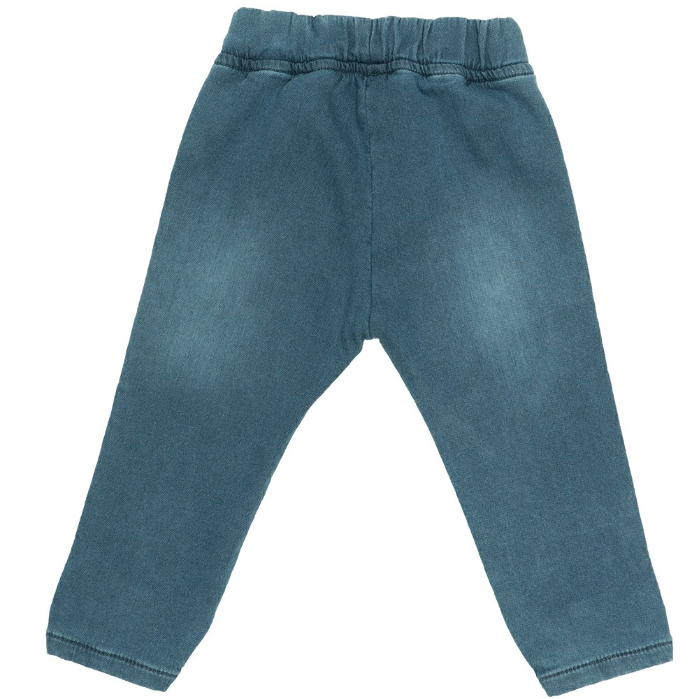 Calça Jeans Clube do Doce Laço Barra