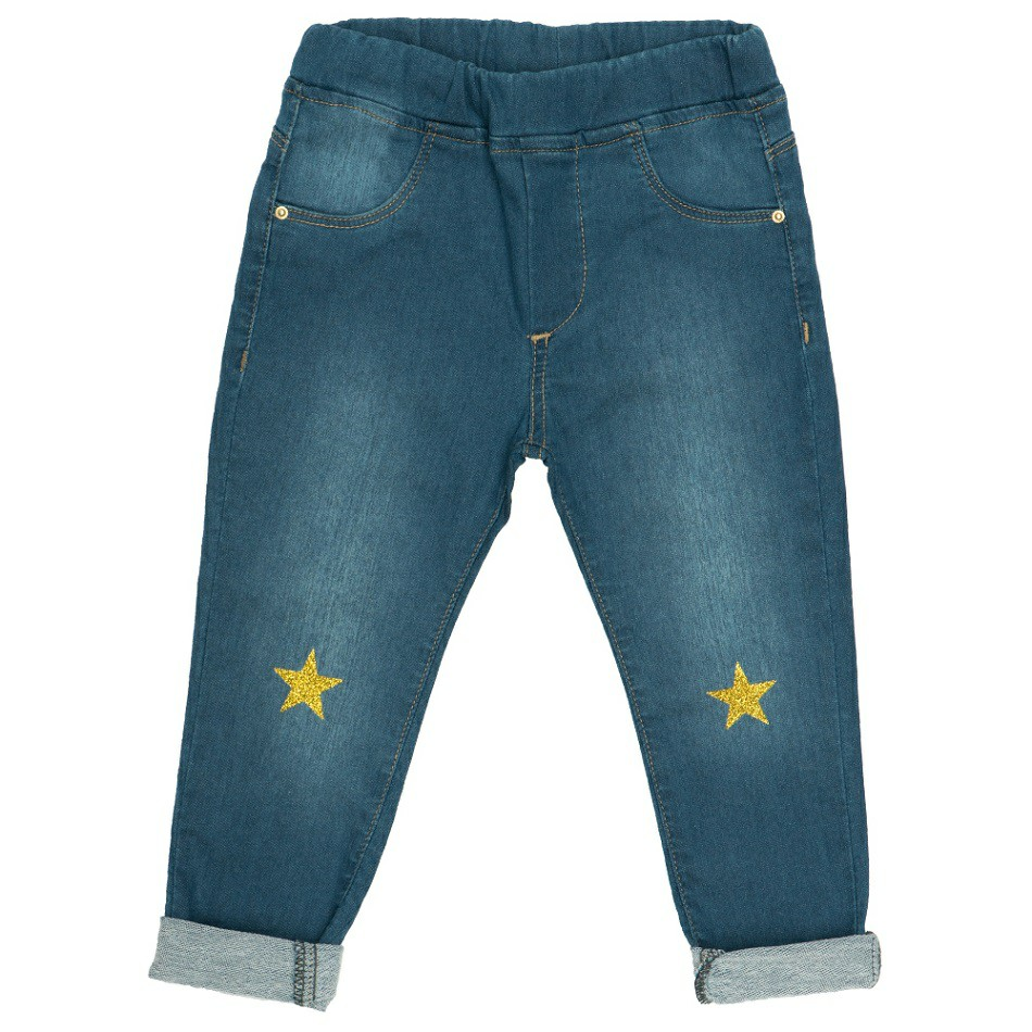 Calça Jeans Clube do Doce Legging Star