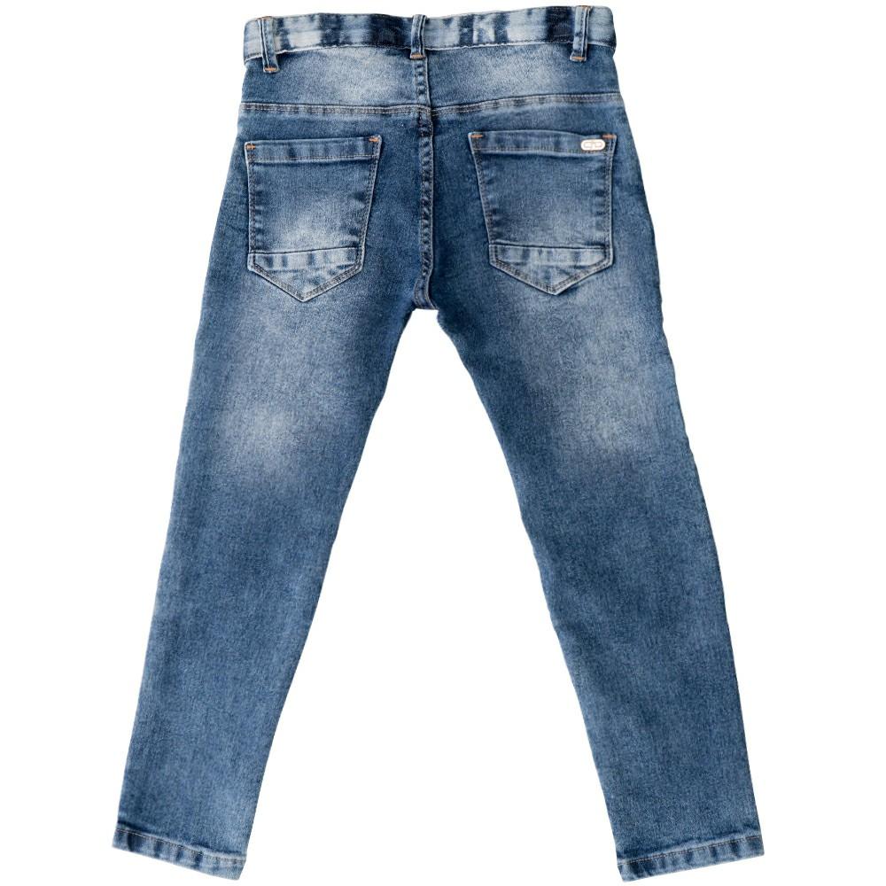 Calça Jeans Clube do Doce Skinny CD Denim