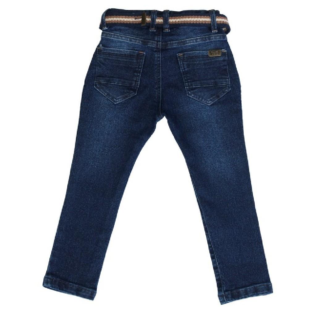 Calça Jeans Clube do Doce Skinny Júnior