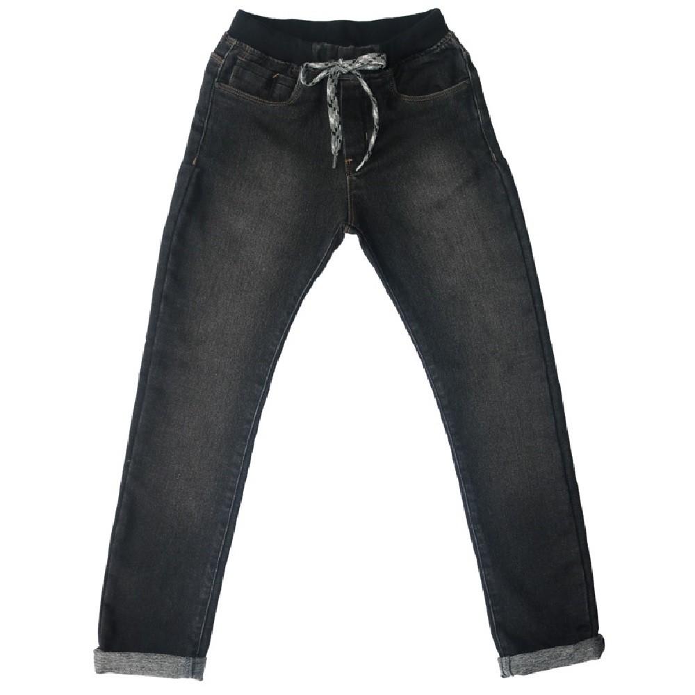 Calça Jeans Clube do Doce Slim Retilínea