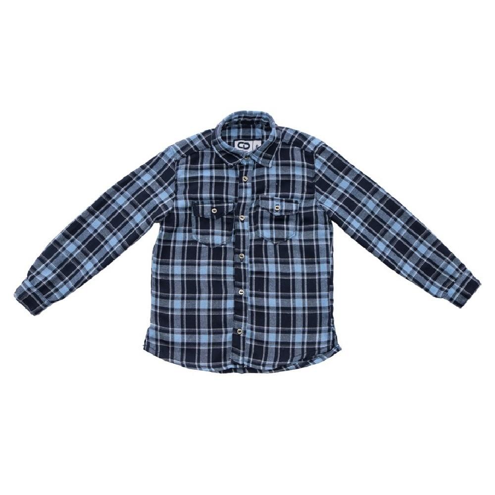 Camisa Clube do Doce Flanela Xadrez