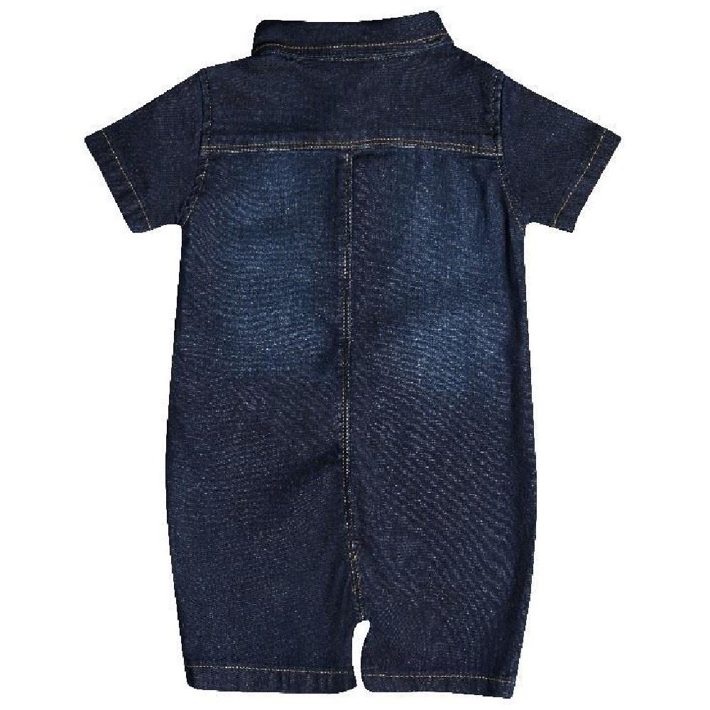 Macacão Jeans Clube do Doce França