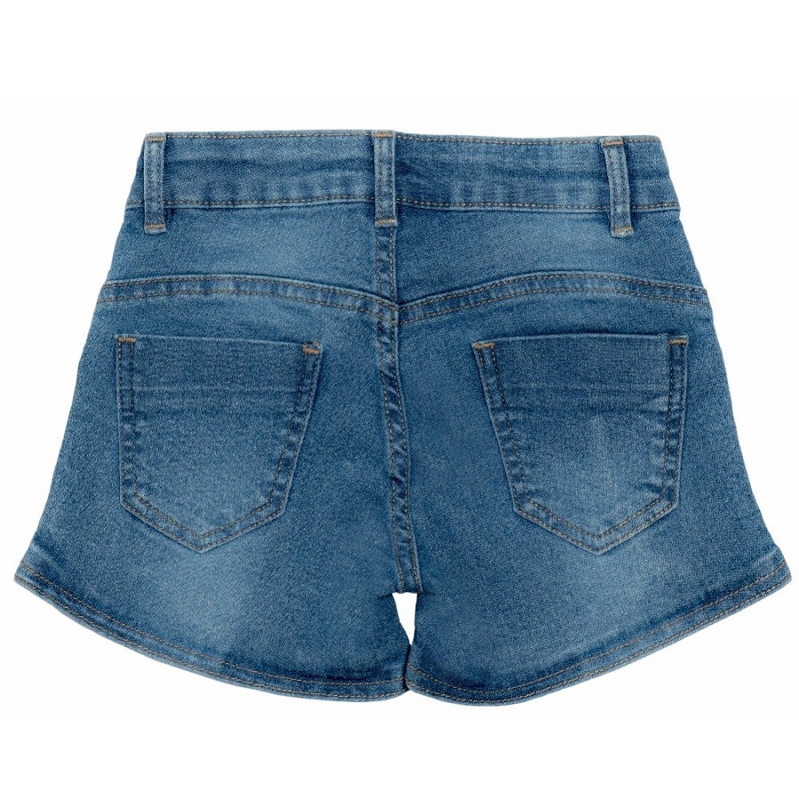 Short Jeans Clube do Doce Travetes