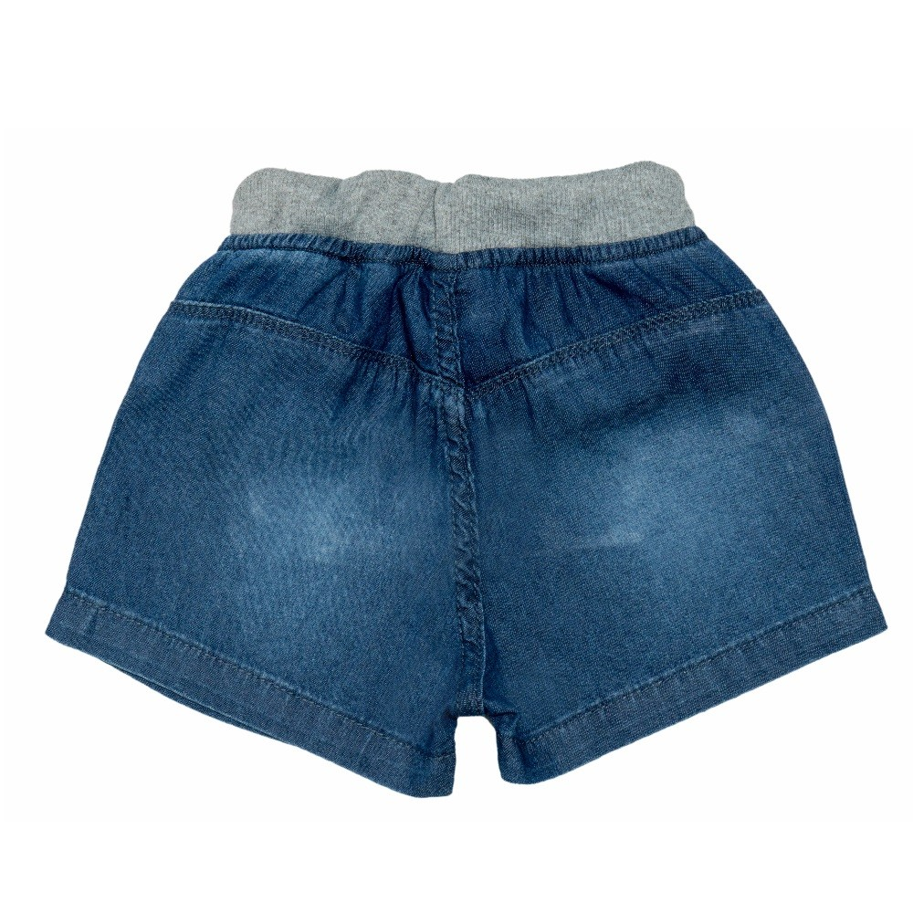 Shorts Jeans Clube do Doce Coroa