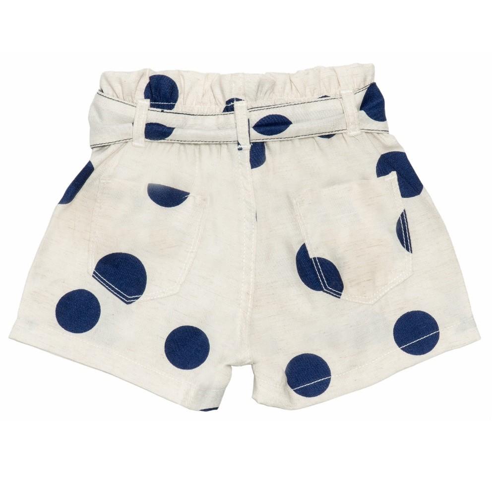 Shorts Linho Clube do Doce Poá