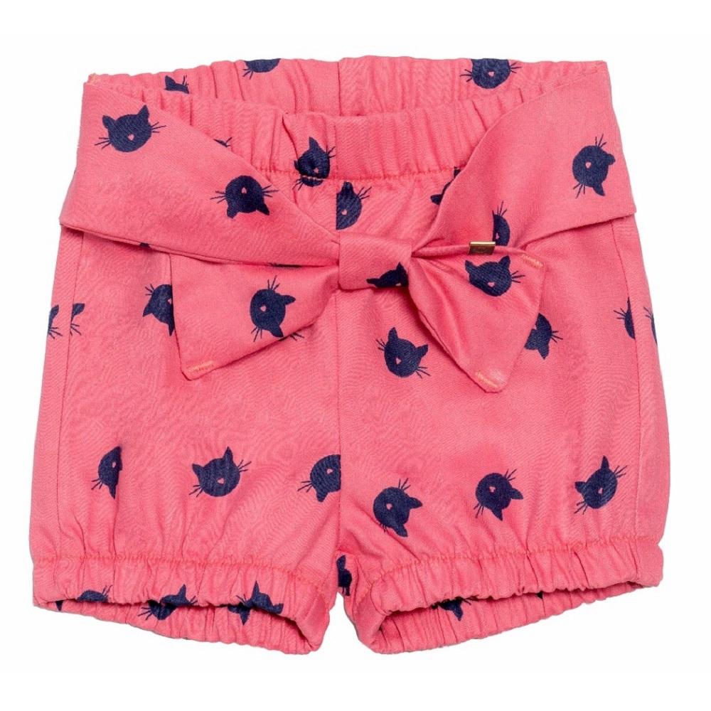 Shorts Sarja Clube do Doce  Full Cat
