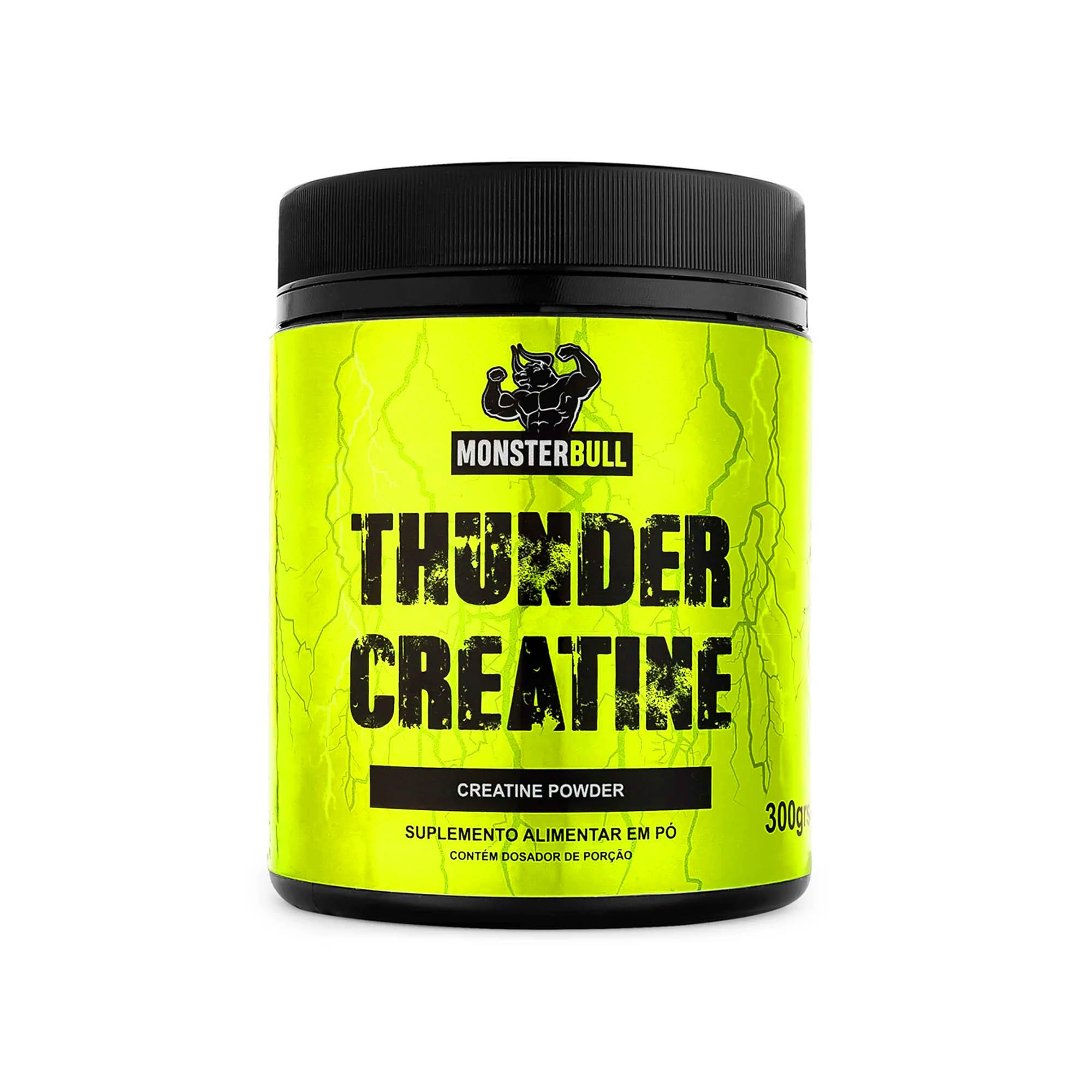 Creatina - Thunder Creatine