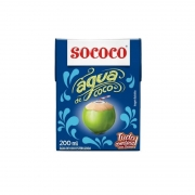 ÁGUA DE COCO SOCOCO 200ML C/24