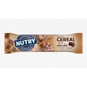 BARRA DE CEREAL NUTRY BOLO DE CHOCOLATE 22G C/24