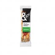 BARRA MIXED NUTS &JOY SEMENTES 30G C/12