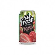 BEBIDA SUFRESH 330ML MORANGO C/12