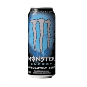 ENERGÉTICO MONSTER ENERGY ABSOLUTELY ZERO LATA 473ML  C/06