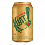 REFRIGERANTE GUARANA KUAT 350ML C/06