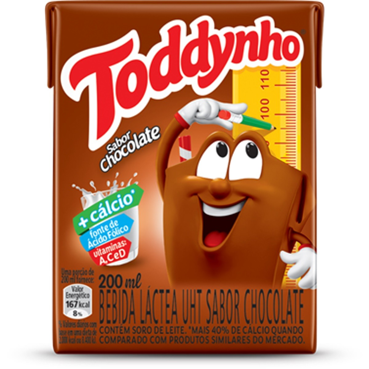 ACHOCOLATADO TODDYNHO 200ML C/27