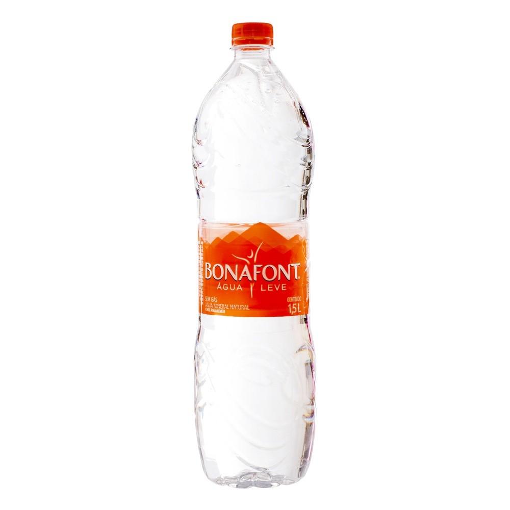 ÁGUA BONAFONT 1,5L C/08