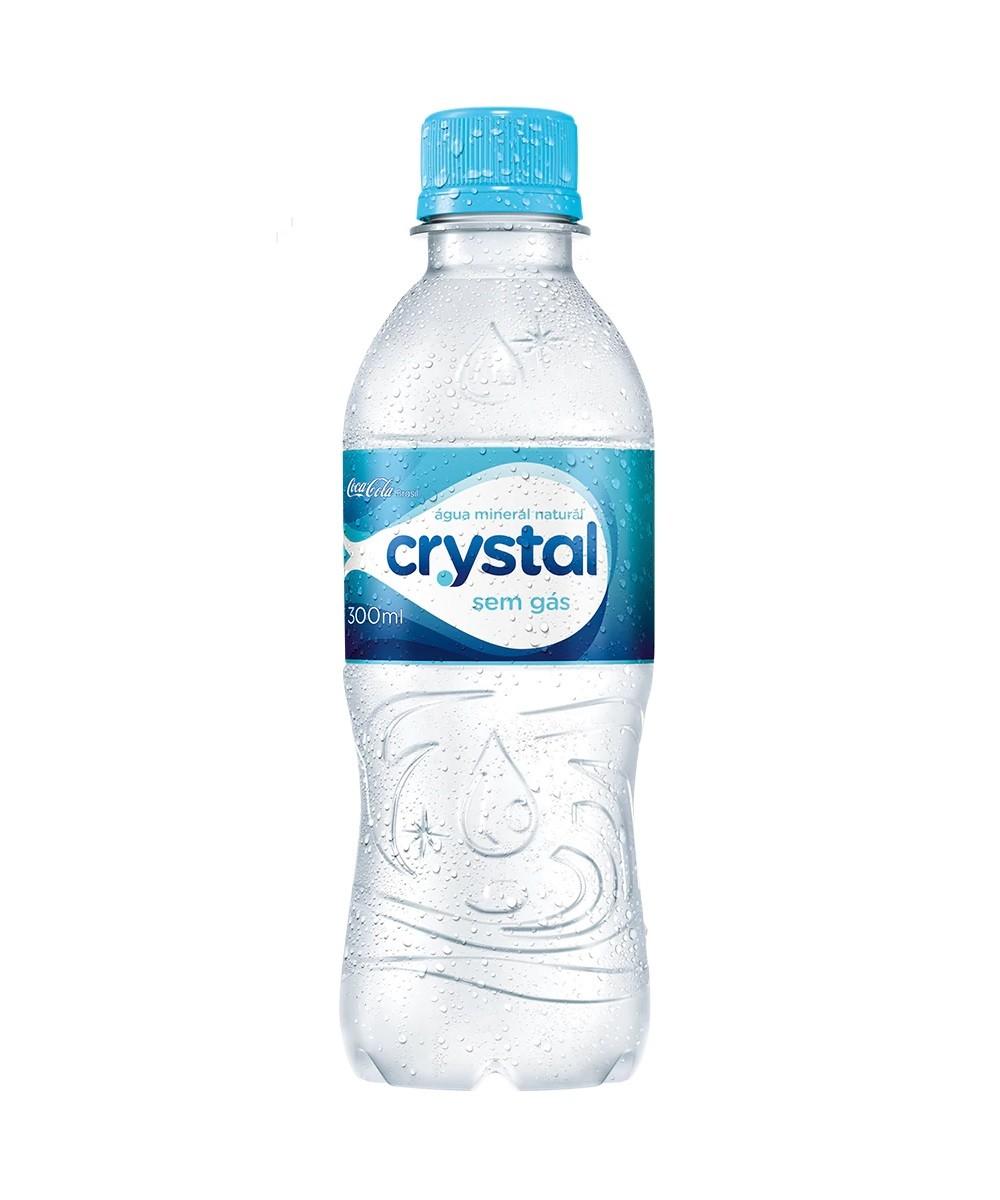 ÁGUA CRYSTAL 300ML C/24