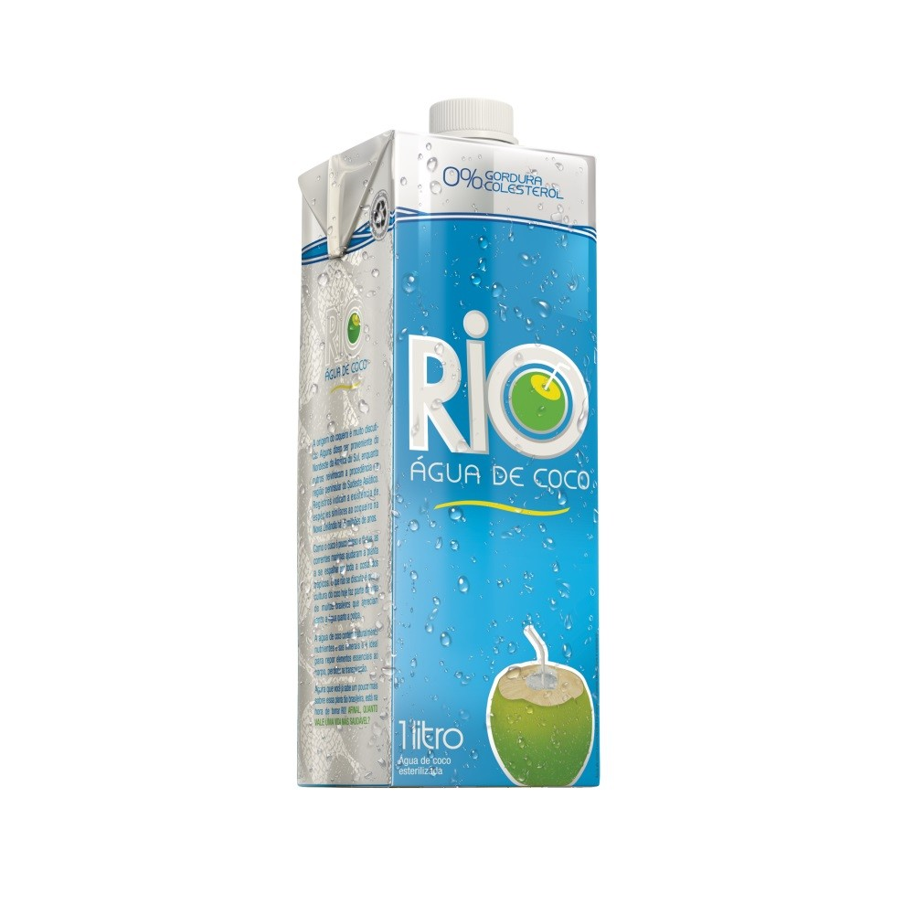 ÁGUA DE COCO RIO  1L
