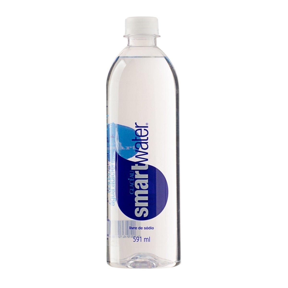 ÁGUA SMART WATER ZERO SÓDIO 591ML C/06