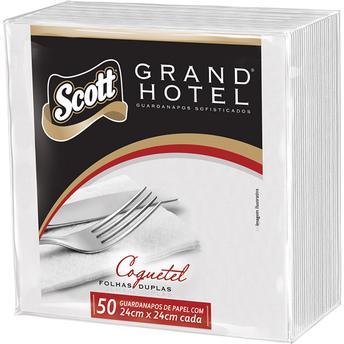 GUARDANAPO GRAND HOTEL 23,8X21,8 FOLHA DUPLA C/50