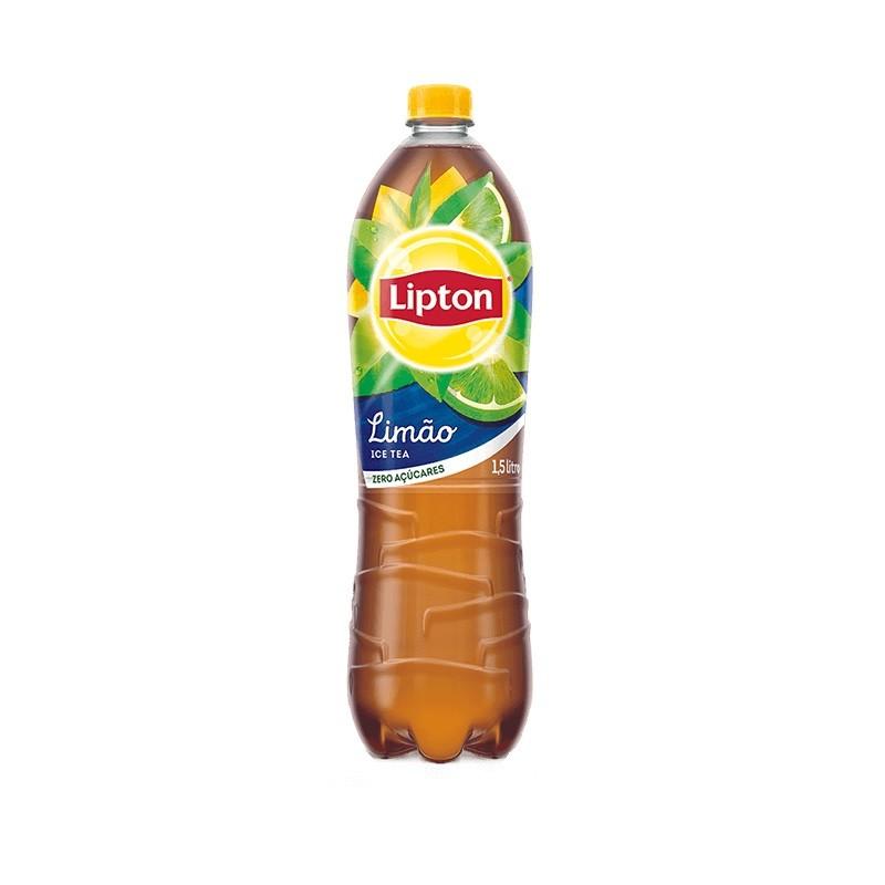 LIPTON ICE TEA LIMÃO ZERO 1,5L C/06