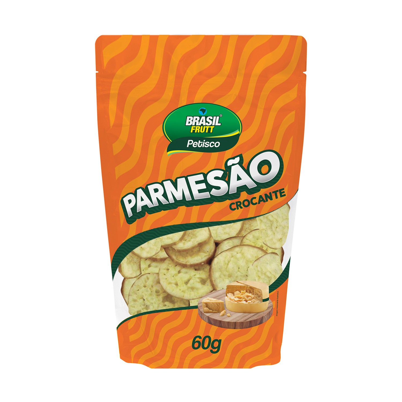 QUEIJO PARMESÃO DESIDRATADO BRASIL FRUTT 60G