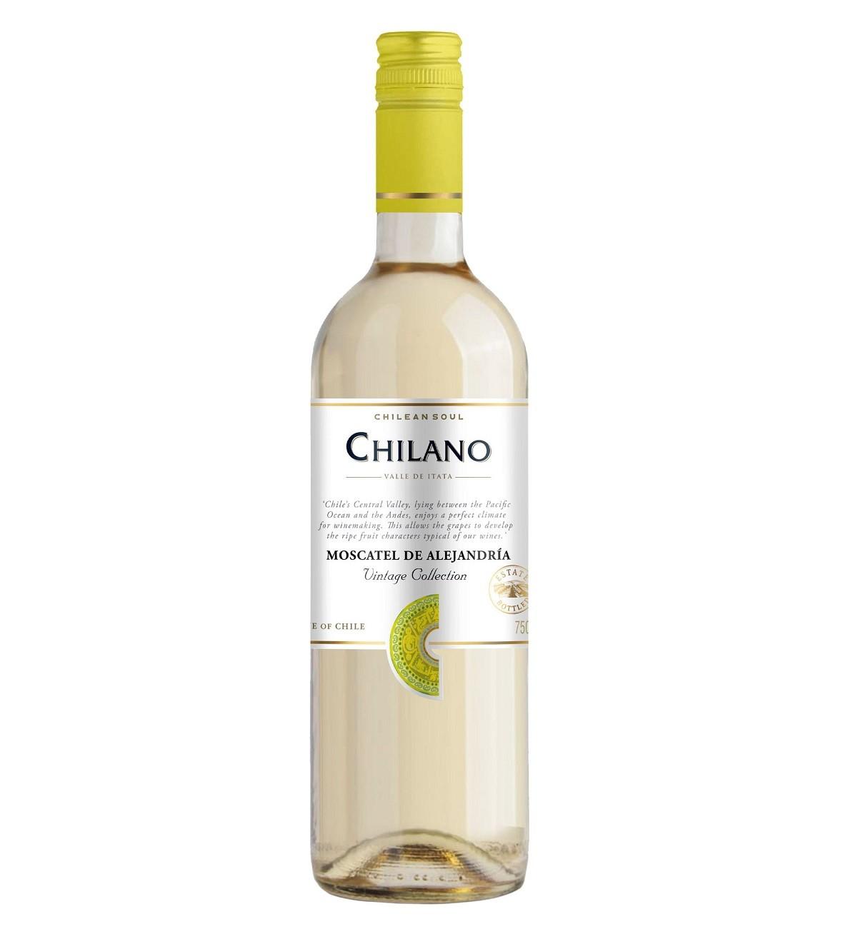 VINHO CHIL. CHILANO BCO. SAUVIGNON BLANC 750ML