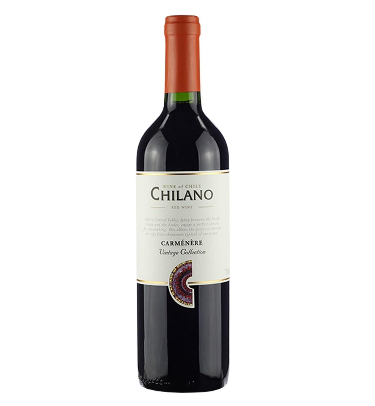 VINHO CHIL. CHILANO TTO. CARMENERE 750ML