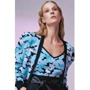TOP TRICOT JACQUARD AMY