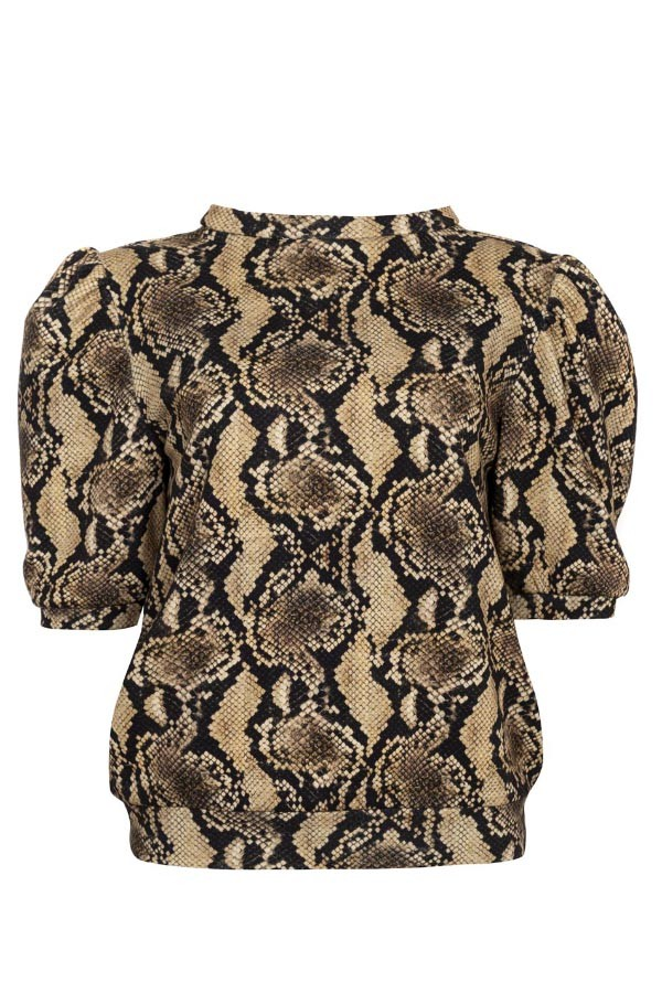 BLUSA COTTON ANIMAL PRINT