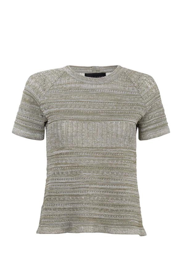 BLUSA TRICOT BABYLOOK