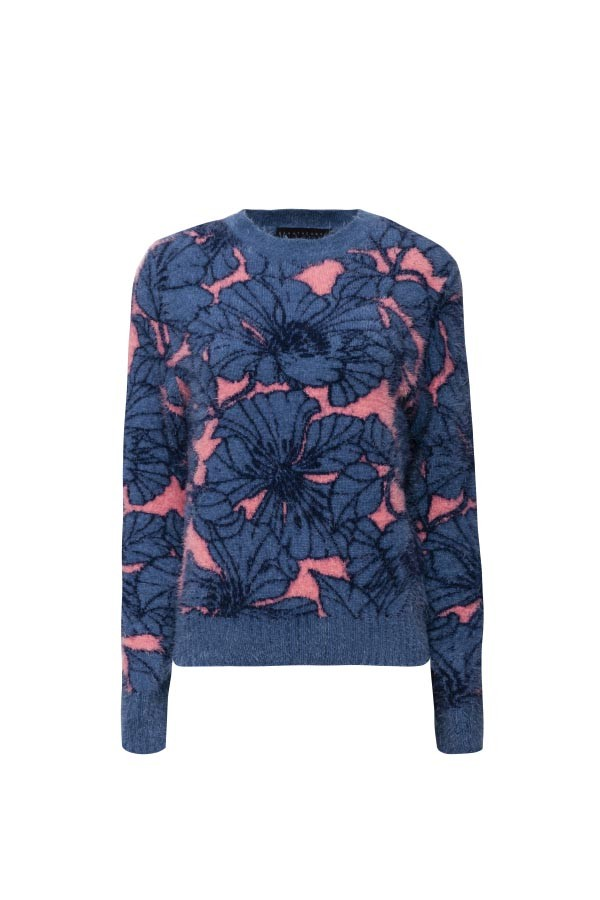 BLUSA TRICOT MOHAIR AMY