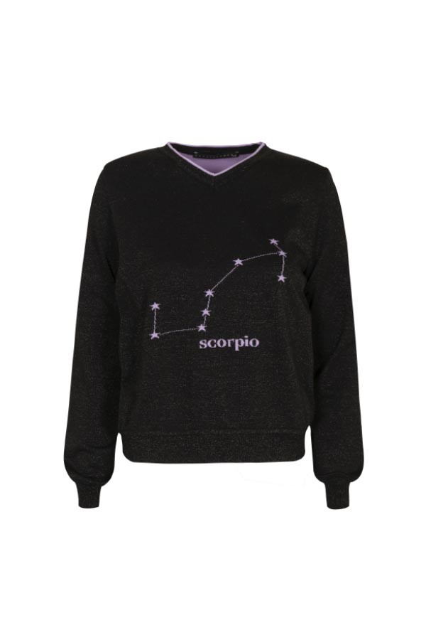 SWEATER ZODIAC ESCORPIÃO